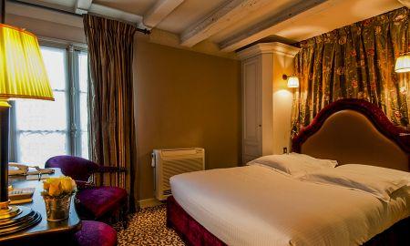 Chambre Standard Double - Hôtel Odéon Saint Germain - Paris