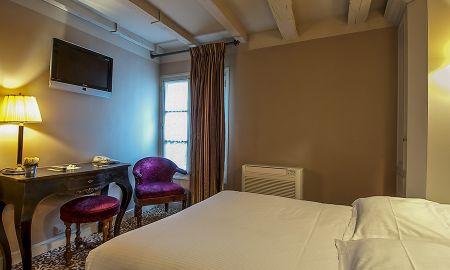 Chambre Standard Double - Hôtel OSG - Paris