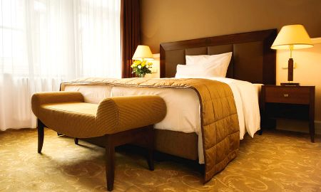 Executive Double Room - Hotel Esplanade - Prague