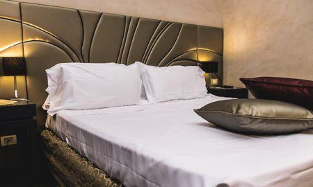 Quarto Clássico - De Stefano Palace - Antiqua Hotels Group - Sicília
