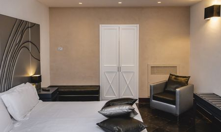 Quarto De Luxo - De Stefano Palace - Antiqua Hotels Group - Sicília