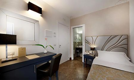 Quarto Individual - De Stefano Palace - Antiqua Hotels Group - Sicília