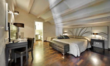 Quarto Superior - De Stefano Palace - Antiqua Hotels Group - Sicília