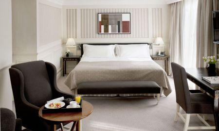 Chambre Deluxe - Vue Passeig de Gràcia - Majestic Hotel & SPA - Barcelone
