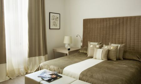 Suite Junior - Murmuri Hotel - Barcelona