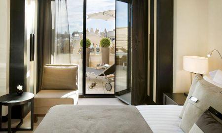 Quarto Privilégio - Murmuri Hotel - Barcelona