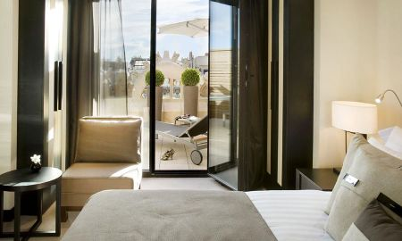 Chambre Privilège - Murmuri Hotel - Barcelone