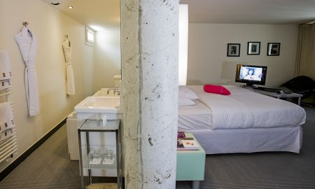 Double room - Kube Hotel - Parigi