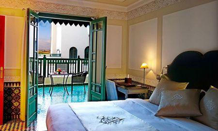 Suite Vizir - Palais Faraj Suites & Spa - Fes