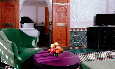 Deluxe Suite - Palais Faraj Suites & Spa - Fes