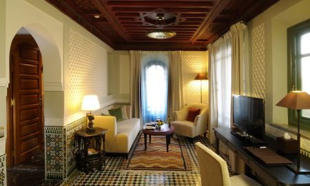 Suite Grand Vizir - Palais Faraj Suites & Spa - Fes
