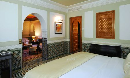 Suite Triple - Palais Faraj Suites & Spa - Fes
