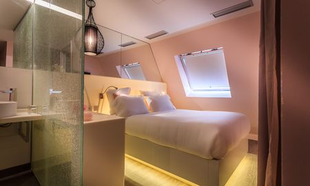 Quarto Eco - Legend Hotel By Elegancia - Paris