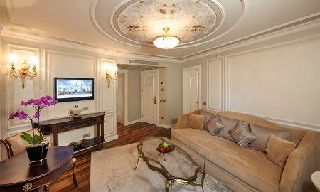 Junior Suite Vistas al Cuerno de Oro - Rixos Pera Istanbul - Estambul