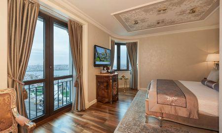Premium King - Vistas al Cuerno de Oro - Rixos Pera Istanbul - Estambul
