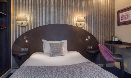 Quarto Single - Hotel De Neuve By HappyCulture - Paris
