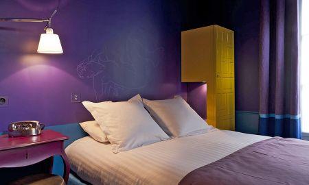 Quarto Singular - Hotel Crayon By Elegancia - Paris