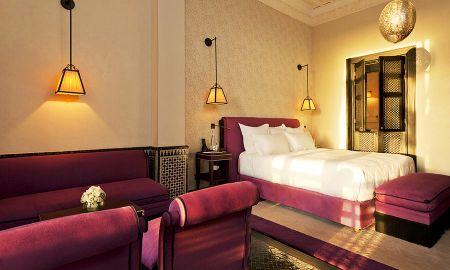 Chambre Supérieure - Hotel Selman Marrakech - Marrakech