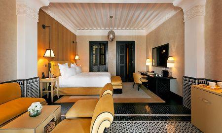 Quarto de luxo - Hotel Selman Marrakech - Marraquexe