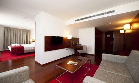Suite - Pousada De Viseu Charming Spa Hotel - Center