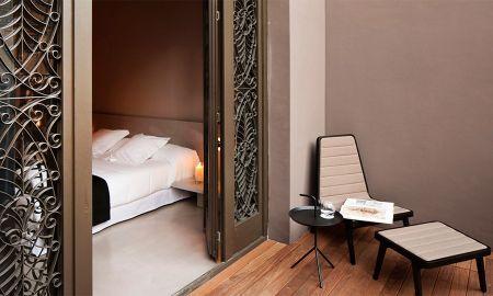 Chambre Supérieure Avec Terrasse - Caro Hotel - Valence