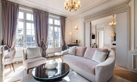 Suite Prestige - Hôtel Elysia - Paris