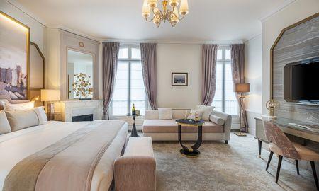 Quarto Premium - Hôtel Elysia - Paris