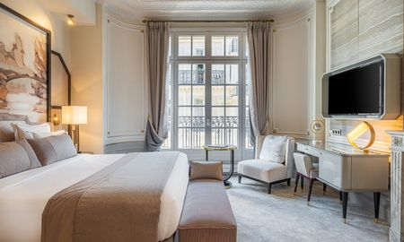 Chambre Premium - Hôtel Elysia - Paris