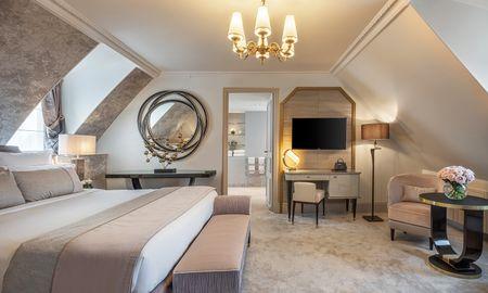 Chambre Executive - Hôtel Elysia - Paris
