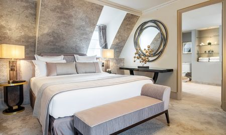 Quarto Executivo - Hôtel Elysia - Paris