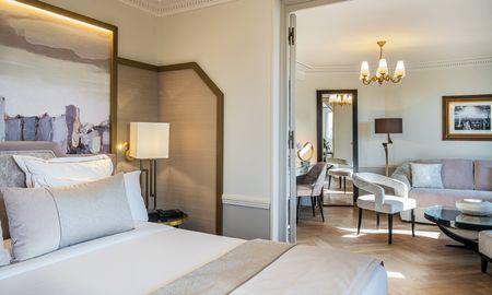 Suite Deluxe - Hôtel Elysia - Paris