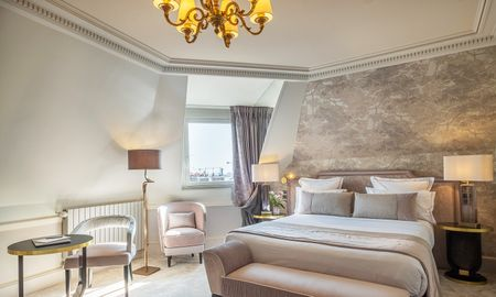Quarto Clássico - Hôtel Elysia - Paris