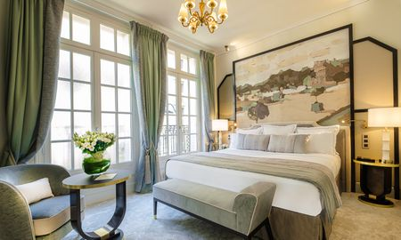 Chambre Classique - Hôtel Elysia - Paris