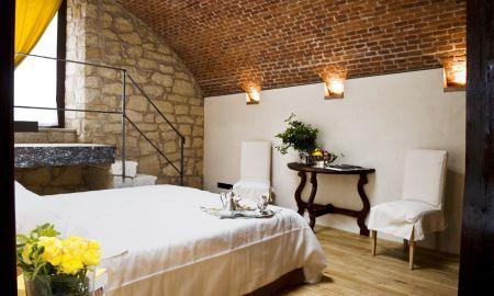 Camera Doppia Superiore - Delser Manor House Hotel - Verona
