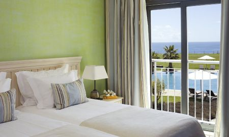 Chambre Double - Vue Mer - Hotel Cascade Wellness & Lifestyle Resort - Algarve