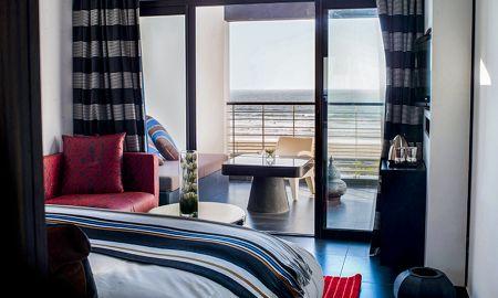 Habitación Deluxe - Vista Lateral Mar - Sofitel Agadir Thalassa Sea & Spa - Agadir