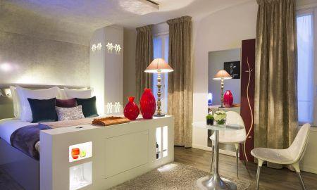 Chambre Prestige - Hotel Gabriel Paris - Paris