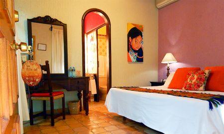Chambre Standard - La Villa Del Ensueño - Guadalajara