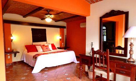 Junior Suite - La Villa Del Ensueño - Guadalajara