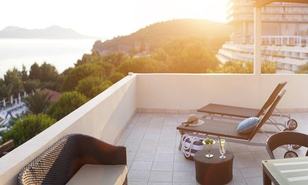 Deluxe 2 Bedroom Residence Sea View - Sun Gardens Dubrovnik - Dubrovnik