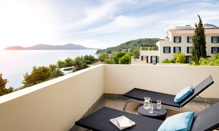 Deluxe 1 Bedroom Residence Sea View - Sun Gardens Dubrovnik - Dubrovnik