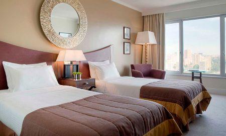 Chambre Supérieure - Corinthia Hotel Lisbon - Lisbonne