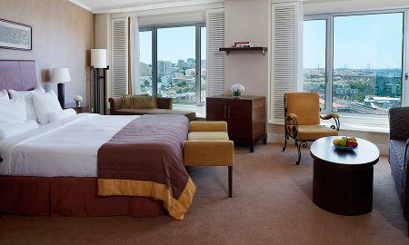 Suite Junior - Corinthia Hotel Lisbon - Lisbonne