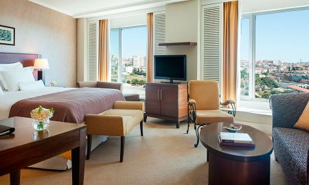 Suite Junior Executive - Corinthia Hotel Lisbon - Lisbonne