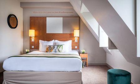 Suite Junior - Hôtel Le Tourville - Paris