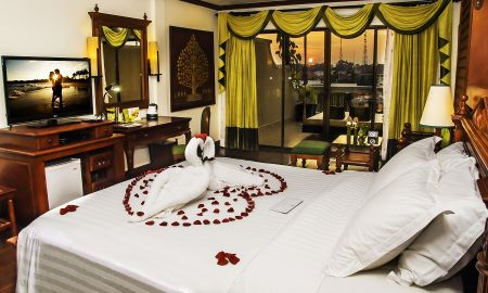 Sunset Landmark Pack Doppia - The Privilege Floor By BOREI ANGKOR - Siem Reap