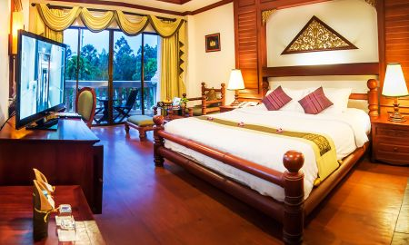 Pack de Premier Landmark King - The Privilege Floor By BOREI ANGKOR - Siem Reap