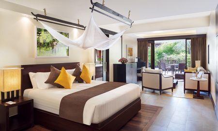 Suite Studio Deluxe - Belmond La Residence D'Angkor - Siem Reap