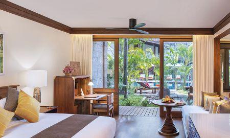 Suite Junior Jardim - Belmond La Residence D'Angkor - Siem Reap