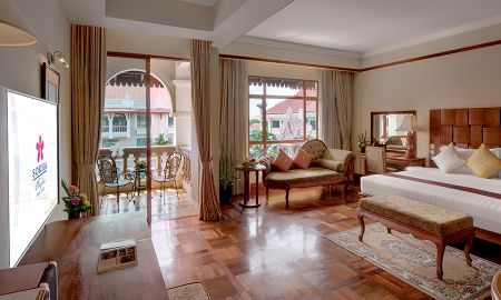 Suite Club - Sokha Angkor Resort - Siem Reap